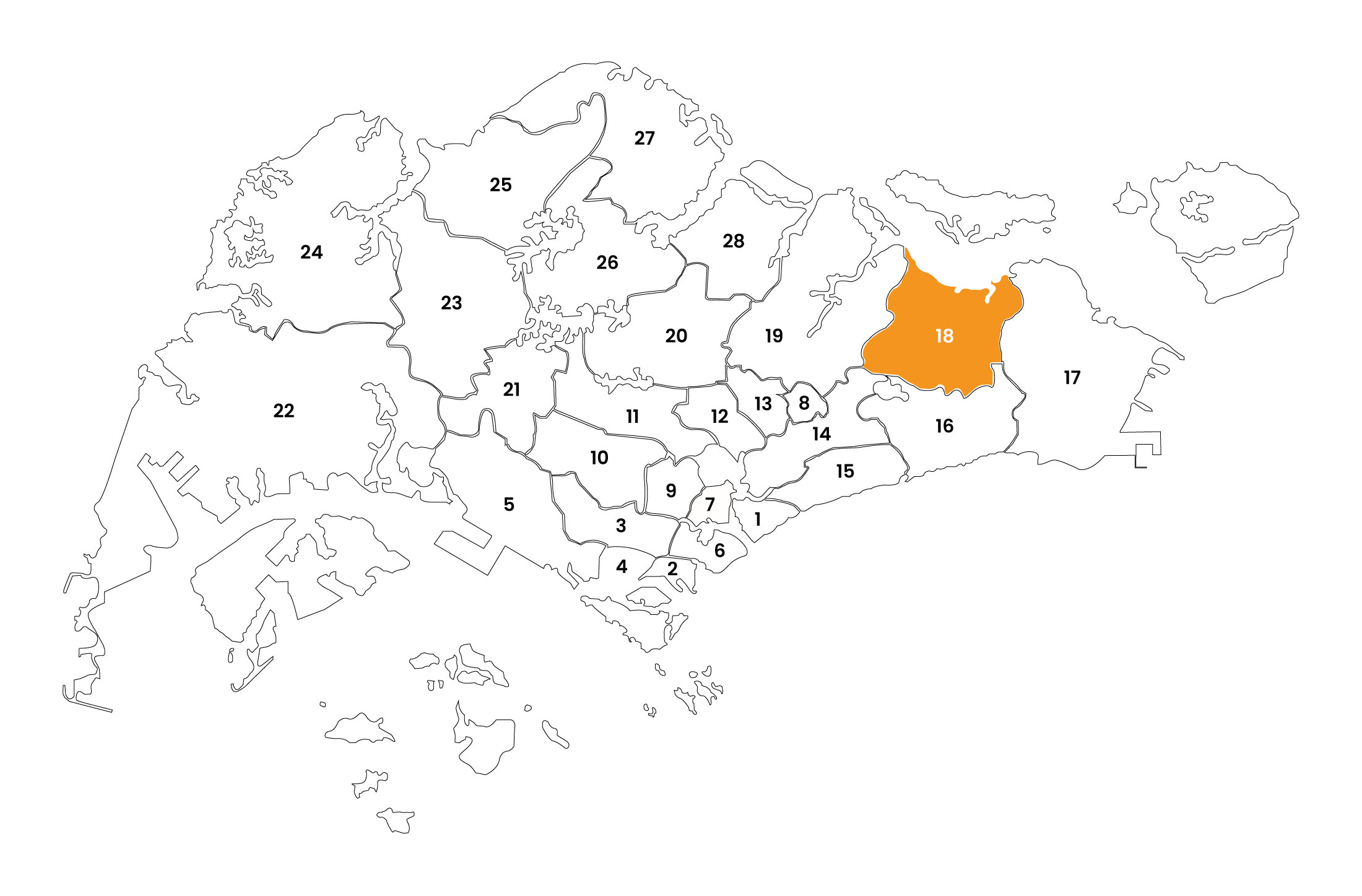 District 18