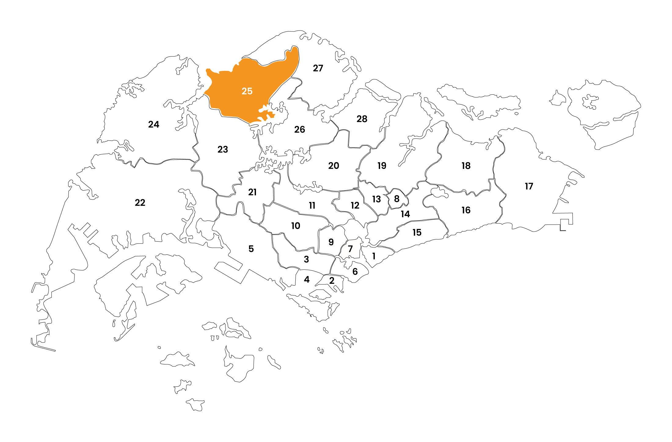 District 25