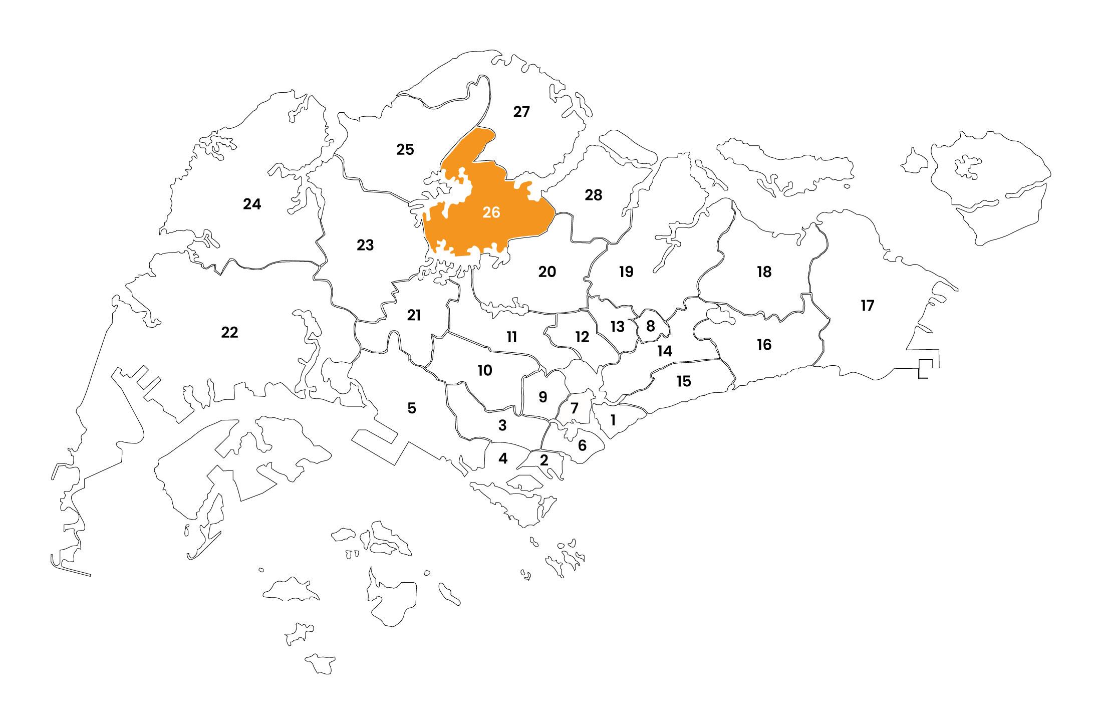 District 26