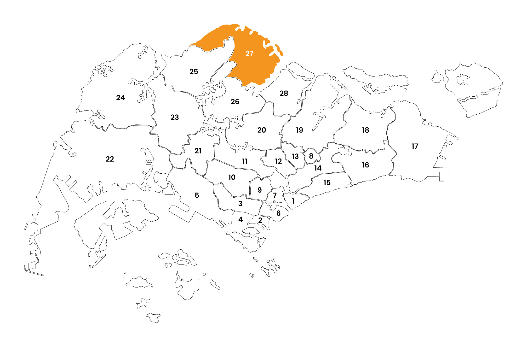 District 27: